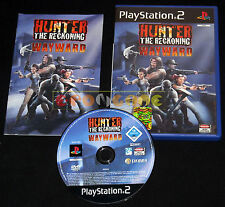 HUNTER THE RECKONING WAYWARD Ps2 Versione Ufficiale Italiana ••••• COMPLETO