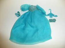 Topper Dawn Doll Clothing 1970 Party Puffery #712 (2)