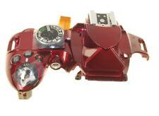 Nikon D3200 fotocamera DSLR unità coperchio superiore rosso originale nuovo 1F999-380