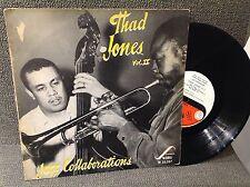 "LP 25 cm-10"" THAD JONES vol II - MINGUS - Swing M 33357"