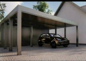 LUXURY CARPORT / CANOPY -  Made to Customer specifications