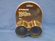 Polaroid Studio Series 52/55/58mm .43x HD Wide Angle Lens Macro Attachment 2.2X