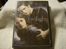 Twilight (DVD, 2009, 3-Disc Set, Deluxe Edition) / BRAND NEW / FACTORY SEALED