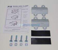 "DIY RAPID PIPE CLAMP FOR COPPER AND IRON 15-28MM & 3/8""-3/4"" LEAK REPAIR BURST"
