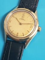 Vintage 1954 Omega Pre Seamaster Automatic Cal 471 Ref 2802 1 mens 34mm watch