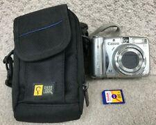 Canon Powershot A720 - Digital Compact Camera - Includes Zip Case - 8.0mp #506