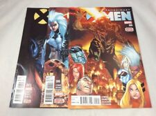 Extraordinary X-Men 5 6 7 Marvel Comics 2016 Wolverine Iceman Nightcrawler Vf