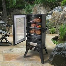"Smoke Hollow 36"" SH36GW LP Gas Smoker with Window"