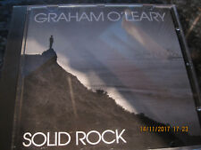 CD GRAHAM O LEARY SOLID ROCK   VGC