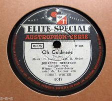 Johannes Heesters - Oh Goldmarie / Mexikanische Serenade ELITE SP.