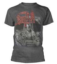 Death-Scream Bloody Gore Vintage Wash T-shirt