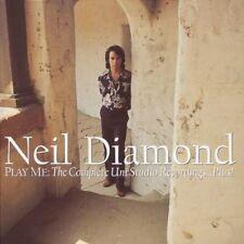 Neil Diamond - Play Me: Complete Uni Studio Recordings Plus [New CD] Boxed Set