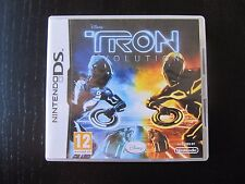 TRON EVOLUTION  Nintendo DS Pal España NDS DISNEY TRON EVOLUTION