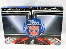 Transformers Prime SDCC First Edition Optimus Prime Complete w/ Box