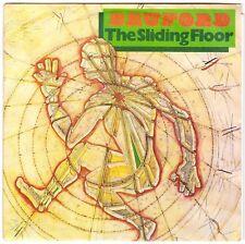 "BRUFORD The Sliding Floor + Joe Frazier 7"" Single – Jazz Rock, on Polydor Spain"