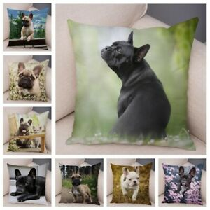 French Bulldog Cushion Case Gifts For Frenchie Lovers