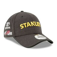 New NASCAR Daniel Suarez New Era Stanley Driver 9FORTY Adjustable Hat Cap Black
