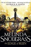 The Edge of Ruin (Edge 2), Melinda Snodgrass, Very Good condition, Book