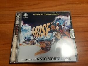 ENNIO MORRICONE MOSE 2D LIMITED EDITION (solo 1500) 1974/2011