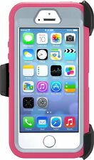 Authentic OtterBox DEFENDER SERIES for iPhone 5/5s/SE WILD ORCHID 77-33330 (a8e)