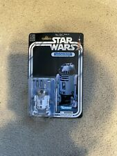 Star Wars A New Hope 40th Anniversary R2-D2 Black Series 6? Figure