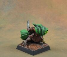 Painted Reaper Miniature Hafling Thief assassin character