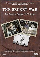 The Secret War: The Complete Original 1977 Series [DVD][Region 2]