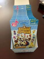 Animal Crossing Amiibo Cards Series 3 Unopened Box 18 Packs W 6 Cards Per Pack