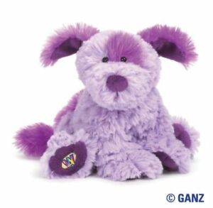 Ganz Webkinz Grape Soda Pup HM672 All Tags Brand New w Code B