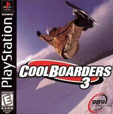 Cool Boarders 3 - PS1 PS2 Playstation Game Complete
