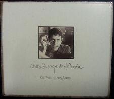 CD CHICO BUARQUE DE HOLLANDA* – OS PRIMEIROS ANOS (NEW/SEALED)
