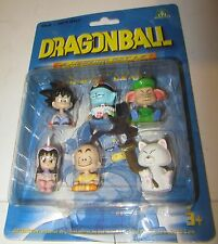 Dragonball set 6 mini bubble head La Legende est la Giochi Preziosi SPESE GRATIS