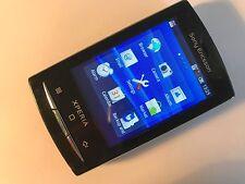 Sony Ericsson Xperia X10 mini pro U20i Black (Unlocked) Smartphone Mobile QWERZ