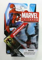 "Marvel Universe 3.75"" Figure Ultimate Spider-Man Series 4 #007 Miles Morales New"