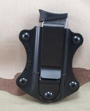 Smith & Wesson Bodyguard 380 Compatible Mag Pouch, Magazine Holster IWB OWB