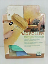 Walls with Style Rag Roller Painting System ~ Faux Roller ~ Rag Roller ~ Video