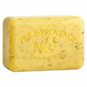 Pre de Provence Artisanal French Soap Enriched Shea Butter, Lemongrass 250 gram