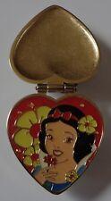 Disney Princess Heart Series Snow White Hinged Pin