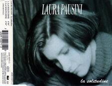 LAURA PAUSINI - La Solitudine 2TR CDM 1993 POP / BALLAD