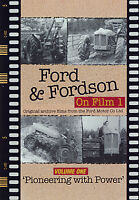 DVD Ford & Fordson On Film 1 - Pioneering With Power