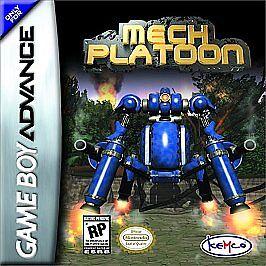 Mech Platoon Gba GAME NEW