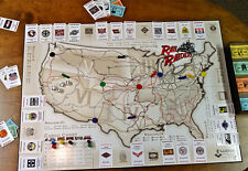 RAIL RAIDERS strategy train board game