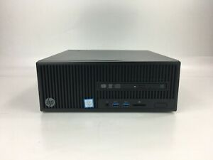 Windows 7 or 10 HP 280 G2 Desktop Computer PC Intel Core i3-6100 12GB 128GB SSD