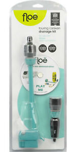 FLOE winter drain down kit suit caravan motorhome RV with WHALE water connection