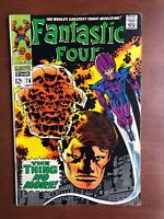 Fantastic Four #78 (1968) 6.5 FN Marvel Key Issue Comic Silver Age The Thing