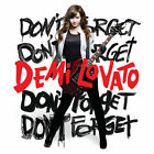 DEMI LOVATO DON'T FORGET BRAND NEW SEALED CD