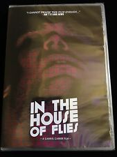 In The House Of Flies DVD New Sealed Horror Movie