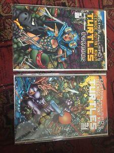 Teenage Mutant Ninja Turtles  #7 & #8 & Donatello