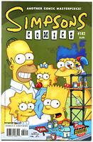 1st SERIES 1993 SIMPSONS COMICS #116 NEAR MINT
