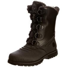 ROCKPORT LUX LODGE K72200 BLACK MENS LUXURY HIGH WATERPROOF BOOTS HYDRO-SHIELD